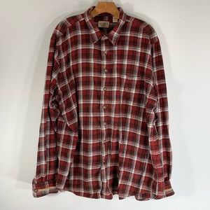 MINE button down flannel